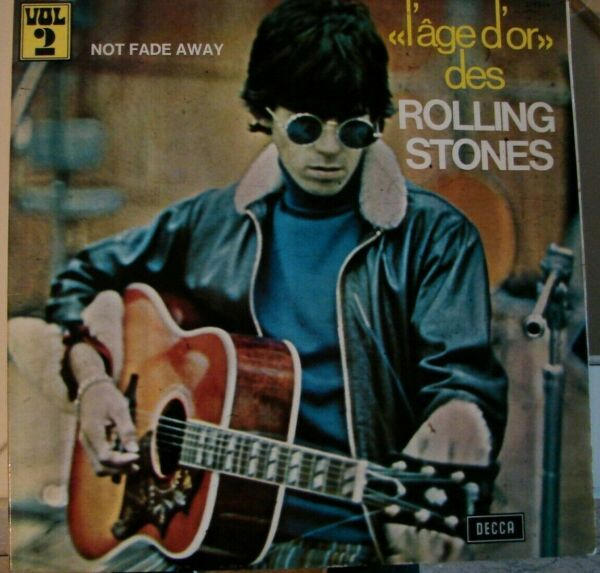 THE ROLLING STONES l'age d'or n° 2