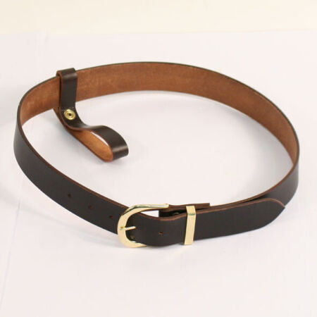 img-Indiana Jones Leather Gun Belt and Whip Holder BE1349