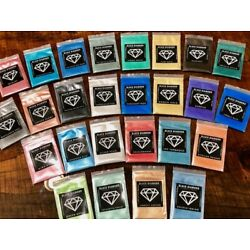 Kyпить BLACK DIAMOND Mica Powdered Pigment  -- Variety Pack 26-2 (26 Colors) на еВаy.соm