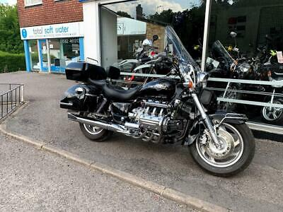 HONDA F6C 2002 BLACK LOADS OF EXTRAS LOW MILES