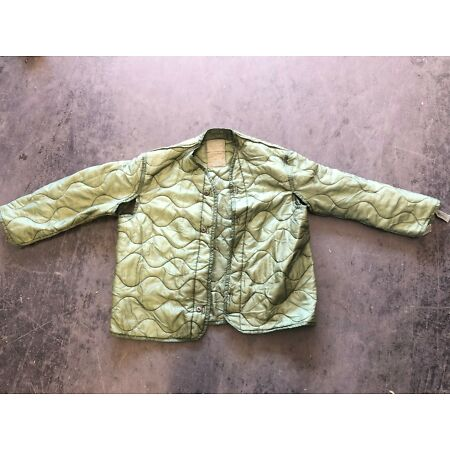 img-US Army M65 Jacket Feed Parka Liner Cold Weather Feed Size S SMALL