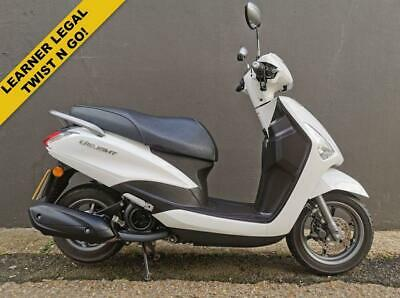 2017 67 YAMAHA DELIGHT 125CC DELIGHT 125 (LTS 125-C)  8 BHP - ***A CLEAN EXAMPLE