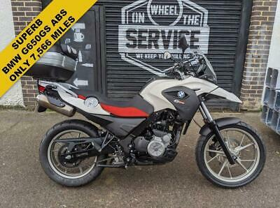 2012 62 BMW G SERIES 652CC G 650 GS  47 BHP