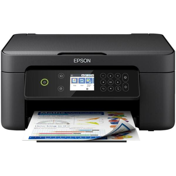 Stampante multifunzione con display, Wi-Fi, 3 in 1 mobile printing Epson XP-4100