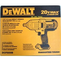 Kyпить New In Box Dewalt DCF889B 20V 1/2