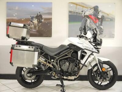 2019 (19) Triumph Tiger 800 XRT - Just one owner and loaded with extras!