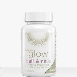 Advocare Glow Hair & Nail Vitamin And Mineral And Herbal Suplement