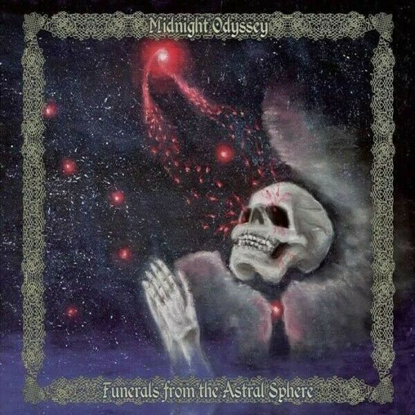 MIDNIGHT ODYSSEY - Funerals from the Astral Sphere 2CD, NEU