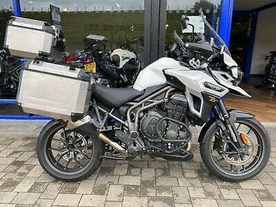 2016/16 TRIUMPH TIGER 1200 EXPLORER XRT - 10,057 MILES USED APPROVED