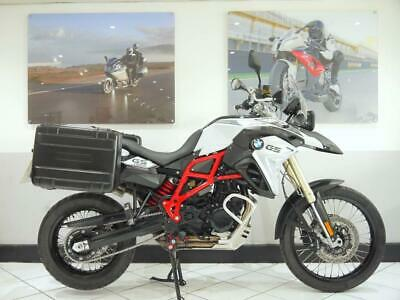 2017 (17) BMW F800GS Trophy
