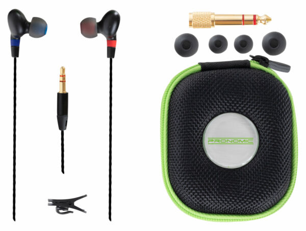 Fèves,FranceEcouteurs Kit Casques Intra-Auriculares Universel Stereo Bass  2,5m