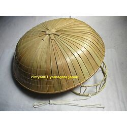 Kyпить NEW Japan NInja Samurai Hat Edo Travel Cosplay Natural Bamboo . SANDOGASA 03. на еВаy.соm