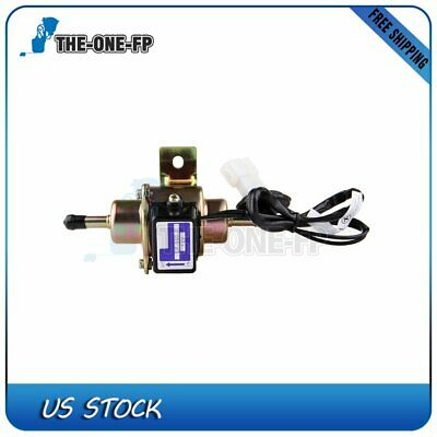 Universal Electric Fuel Pump 3-5PSI For Gas Diesel EP-500-0 12V Low Pressure