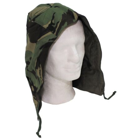 img-British Army DPM 68 Pattern Lined Combat Jacket Button Hood cold weather Graded