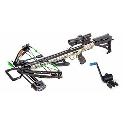 Kyпить Carbon Express X-Force PileDriver 390 Crossbow with Crank | 20310 на еВаy.соm