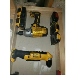 Kyпить 5x5 ComboPack Dewalt 20V 5 Tool Holders and 5 Battery Holders на еВаy.соm