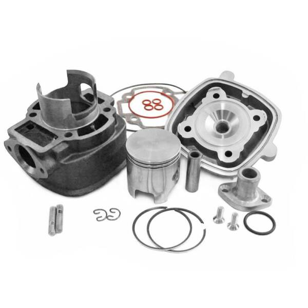 ItalieGroupe  Complet PARMAKIT Fonte H2O Gilera 50 Runner Sp Dt 1999-2004