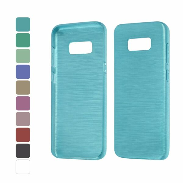AllemagneCase Brushed For  Galaxy S8 Case Cover
