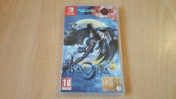 Bayonetta 2 switch! Come Nuovo!