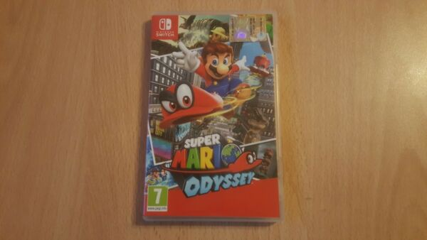 Super mario odyssey nintendo switch Come Nuovo! Vers. Italiana!