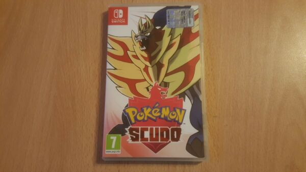 Pokemon scudo switch Come Nuovo! Vers. Italiana!