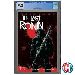 Kyпить TMNT THE LAST RONIN #1 CGC Graded 9.8 Guaranteed PRESALE 10/28/20 EASTMAN COVER! на еВаy.соm