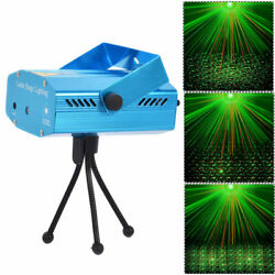 Kyпить 4 In 1 Mini LED R&G Laser Projector Stage Lighting Christmas Disco Party Club DJ на еВаy.соm