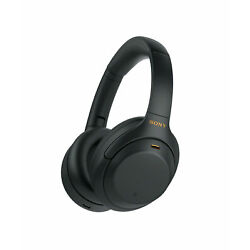 Kyпить Sony WH-1000XM4 Wireless Noise-Cancelling Over-the-Ear Headphones - Black на еВаy.соm
