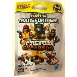 Kyпить Transformers Kre-O Collection 4 Micro Changers Blind Bag New MISB на еВаy.соm