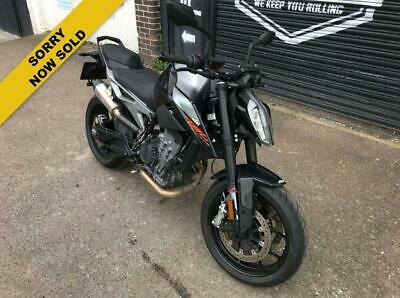 2019 68 KTM 790 DUKE - ***OUR LOVELY EX DEMO WITH ONLY 883 MILES!***