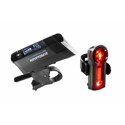 Kryptonite Incite X8/XBR Front and Rear Light Set