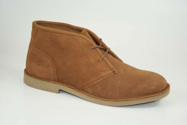 Allemagne Brasstown Chukka Bottes Taille 44 US 10 Lacets Homme Chaussures 5502A