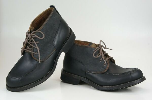 Allemagne Boot Company Colrain Bottes Chukka Chaussures à Lacets Hommes 79521