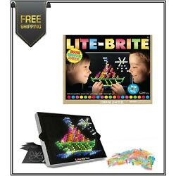 Kyпить Lite Brite Ultimate Classic With 6 Templates And 200 Colored Pegs на еВаy.соm
