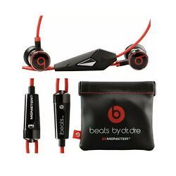 Kyпить Beats by Dr. Dre iBeats In-Ear Only Headphones - Black на еВаy.соm