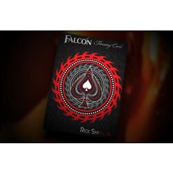 Kyпить Falcon Razors Throwing Cards by Rick Smith Jr. and De'vo (Signed Card By RSJ) на еВаy.соm
