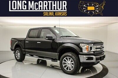 2020 Ford F-150 LMSE Lifted Limited Style Leather MSRP $65840