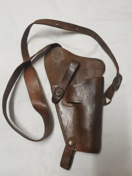 Paris,FranceHolster de  US WW2 ORIGINAL,