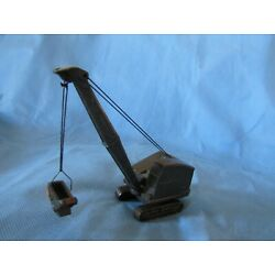 NATIONAL PRODUCTS LORAIN POWER STEAM SHOVEL