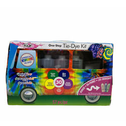 Kyпить Tulip One-Step Tie-Dye Kit Tulip One-Step Road Trip Bus Kit Rainbow Tie Dye на еВаy.соm