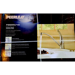 Kyпить Peerless Kitchen Faucet Stainless Steel на еВаy.соm