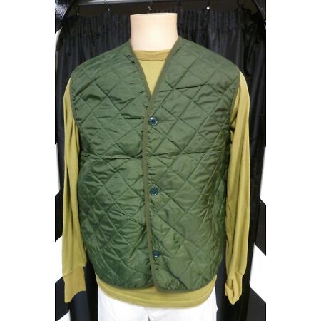 img-British Army Combat Jacket Liner - Size 1 - Small