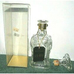 Kyпить Old Fitzgerald 1849 Decanter Bottle in Box with Unbroken Seal на еВаy.соm