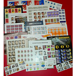 Kyпить Unused / New 100 Assorted Mixed Designs FOREVER US PS Postage STAMPS. FV $55.00 на еВаy.соm