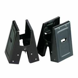 Fulton 300SHB One Pair Spee-Dee Sawhorse Brackets Hold Up to 400 lbs