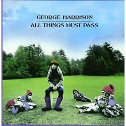 Kyпить George Harrison All Things Must Pass 2CD Remastered (RARE) w/20-pg booklet   на еВаy.соm