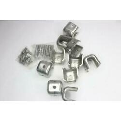 10 Pack  - Site Pro 1 Stainless Steel 3/8'' Angle Adapters
