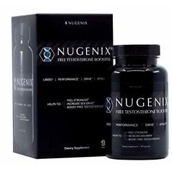Kyпить NUGENIX FREE TOTAL TESTOSTERONE BOOSTER Enhance Energy Muscle (90 Capsules)   на еВаy.соm