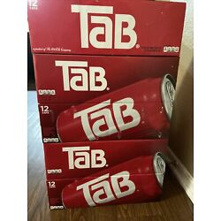 Kyпить TaB Cola 12 Pack —Free & Fast Shipping —SOLD OUT EVERYWHERE!Discontinued! 12 Oz на еВаy.соm