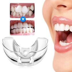3 Stages Dental Orthodontic Teeth Corrector Braces Tooth Retainer Straighten